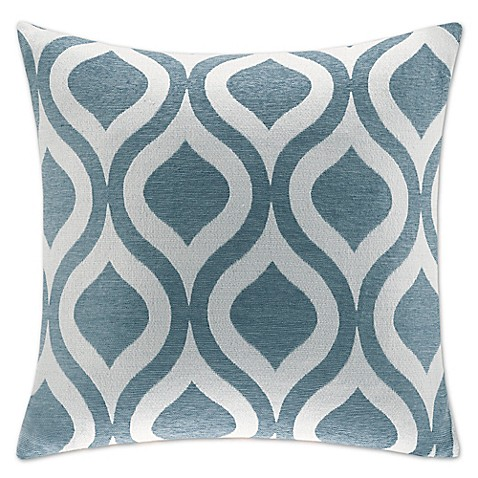 Madison Square 18-Inch Decorative Pillows : Madison Park Verona 20-Inch Square Decorative Pillow - Bed Bath & Beyond