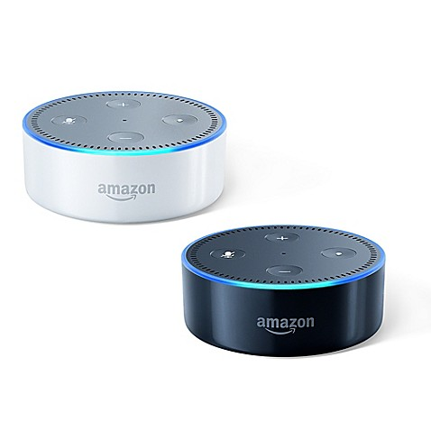 amazon echo dot 2nd generation bed bath beyond. Black Bedroom Furniture Sets. Home Design Ideas