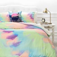 DENY Designs Rebecca Allen Some Kind of Wonderful Twin Duvet Cover in Blue