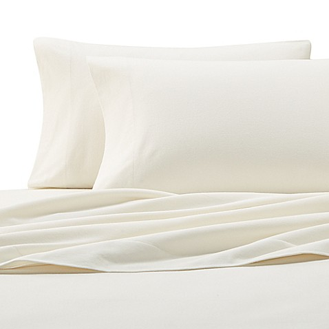 image of UGG® Flannel Heather Sheet Set