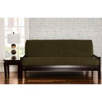 SIScovers® Padma Queen Futon Slipcover in Chive