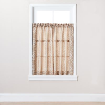Taj Mahal Window Curtain Tier