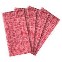 Summer Beraud Napkin in Red (set of 4)