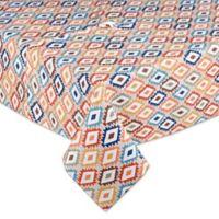 Mesa Diamond 70-Inch Square Indoor/Outdoor Umbrella Tablecloth