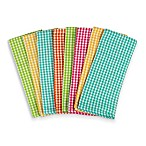 8-Pack Cotton Kitchen Towels in Malibu