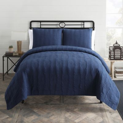 Buy Navy King Quilt from Bed Bath & Beyond : navy quilt bedding - Adamdwight.com