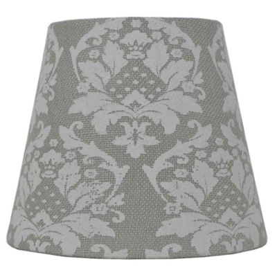 Decorative Lamp Shades Buy decorative lamp shades from bed bath beyond mix match small damask lamp shade in green audiocablefo