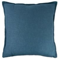 Sherry Kline Broadway Square Throw Pillow in Blue