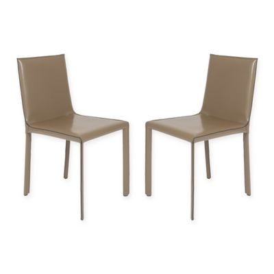 Buy Taupe Dining Chairs from Bed Bath Beyond