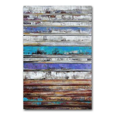 buy metal wall art from bed bath & beyond