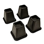 Bios Living Bedroom Manager Bed Risers (Set of 4)