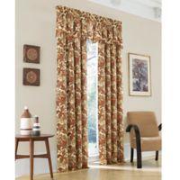J. Queen New York™ Valdosta 84-Inch Window Curtain Panel in Spice
