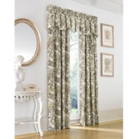 J. Queen New York™ Valdosta 84-Inch Window Curtain Panel in Natural