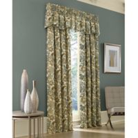 J. Queen New York™ Valdosta 63-Inch Window Curtain Panel in French Blue