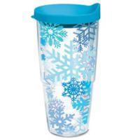 Tervis® Snowflakes 24 oz. Wrap Tumbler with Lid