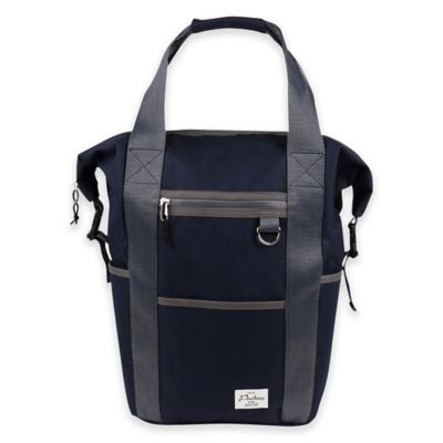 buy bric 39 s x bag backpack in navy from bed bath beyond. Black Bedroom Furniture Sets. Home Design Ideas