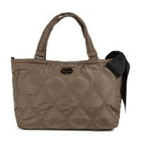 Thea Thea Sara Diaper Bag in Mocha