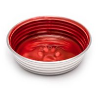 Loving Pets Le Bol Large Pet Bowl in Red