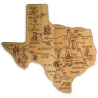 Totally Bamboo® MEGA Texas Destination Cutting/Serving Board