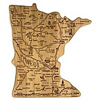 Totally Bamboo® Minnesota Destination Cutting/Serving Board