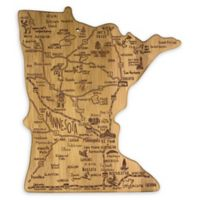 Totally Bamboo® MEGA Minnesota Destination Cutting/Serving Board