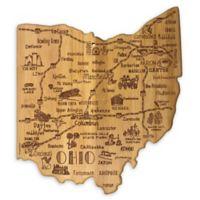 Totally Bamboo® MEGA Ohio Destination Cutting/Serving Board