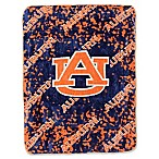 Auburn University Oversized Soft Raschel Throw Blanket