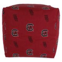 University of South Carolina Cube Cushion