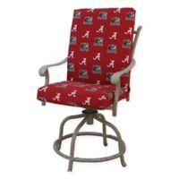 University of Alabama 2-Piece Chair Cushion Set