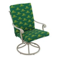 University of Oregon 2-Piece Chair Cushion Set