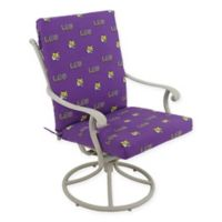 Louisiana State University 2-Piece Chair Cushion Set