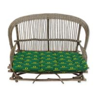 University of Oregon Settee Cushion