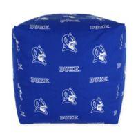 Duke University Cube Cushion
