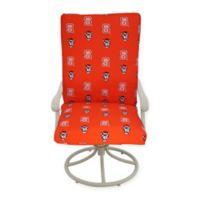 North Carolina State University 2-Piece Chair Cushion