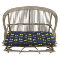 University of Michigan Settee Cushion