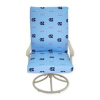 University of North Carolina 2-Piece Chair Cushion