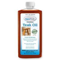 16 oz. Teak Oil