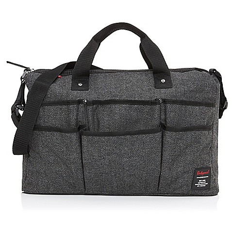 Babymel™ Toni Diaper Bag in Tweed Grey