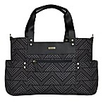 JJ Cole® Arrington Diaper Bag in Black Aztec