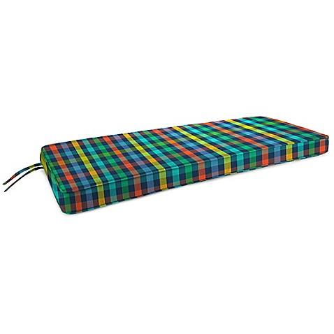 18 Inch X 48 Inch 2 Person Bench Cushion In Sunbrella