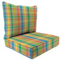 24-Inch x 24-Inch 2-Piece Deep Seat Chair Cushion in Sunbrella® Connect Fusion