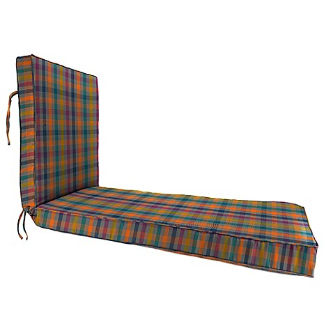 80 inch x 23 inch chaise lounge cushion in sunbrella for Chaise cushion clearance