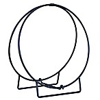 UniFlame® 48-Inch Log Hoop in Black