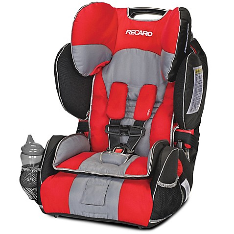 Recaro® Performance Sport Booster Car Seat in Red - buybuy BABY