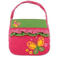 Stephen Joseph® Butterfly Quilted Purse
