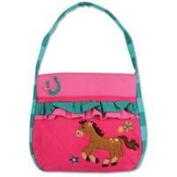 Stephen Joseph® Girl Horse Quilted Purse