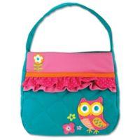 Stephen Joseph® Tea Owl Quilted Purse