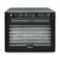 Tribest® Sedona Classic 9-Tray Digital Dehydrator with Stainless Steel Trays