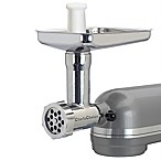 Chef's Choice® Stainless Steel Meat Grinder Attachment for KitchenAid Stand Mixer