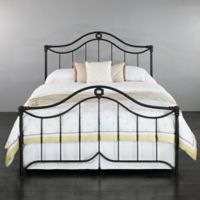 Wesley Allen Montgomery Iron Twin Bed Frame